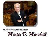 From Martin D. Marshall
