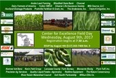 Center for Excellence Field Day