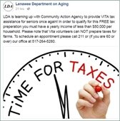 Tax Assistance for Seniors