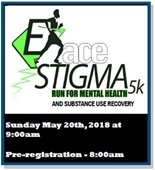 ERace Stigma 5K - Run for Mental Health