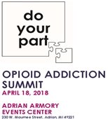 Opioid Addiction Summit - April 18, 2018