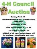 4-H Council Auction