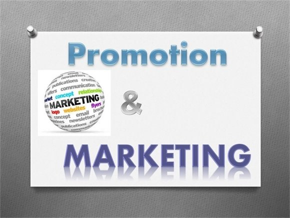 Promotion & Marketing