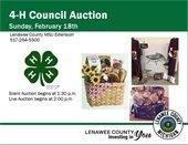 4H Council Auction